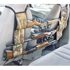 Classic Accessories® Seat - back Gun Racks. EZ for your SUV - $17.97 (Free S/H No Minimum w/ coupon)