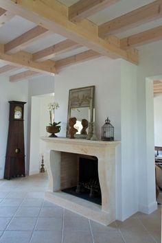 Résultats de recherche d'images pour «cheminee installation»