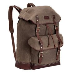 Hermitage Backpack - Men's Accessories: Colehaan.com