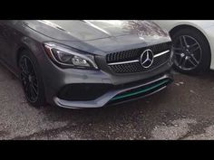 2017 CLA Motorsports Edition - Mercedes-Benz AMG - Petronas Green - YouTube