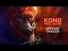 King Kong goes to battle in final 'Kong: Skull Island' movie trailer. King Kong's rage is unleashed in the final action-packed trailer for Warner Bros. Best Sci Fi Movie, Sci Fi Movies, Hd Movies, Film Movie, Tom Hiddleston, Kong Skull Island Movies, Kong Movie, Legendary Pictures, Movie Club