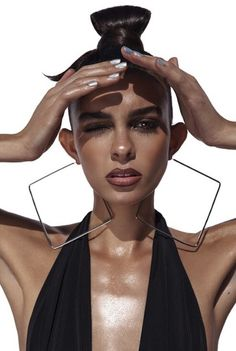 Nicole Jopek photography  Hair by Milosz Paw Siobhan Perry at Premier Kerry Saxon Stylist  Laura Maria makeup