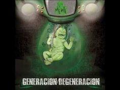 """Sin Mente - """"GENERACIÓN DEGENERACIÓN"""" 2013 Full Álbum"""