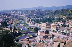 Where my family is from. Can't wait to go someday! Cosenza, Calabria, Italy