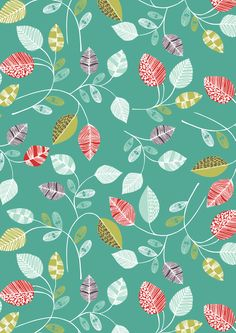 WILD1039. Wildwood is a beautiful woodland fabric collection By Bethan Janine for Dashwood Studio. Click to view the full collection