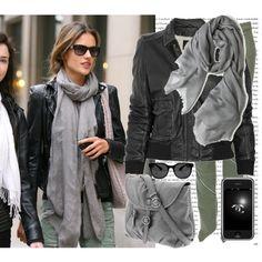 """285. Celebrity Style: Alessandra Ambrosio"" by valdete on Polyvore"