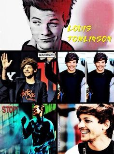 Louis Tomlinson *CRIES PASSIONATELY* <3 One Direction <3  Boo Bear ;*  <3 1D
