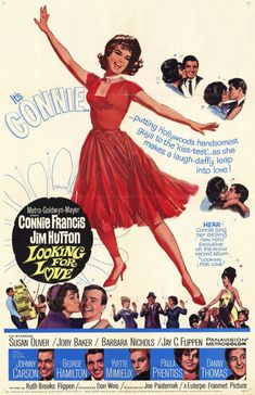 Looking for Love posters for sale online. Buy Looking for Love movie posters from Movie Poster Shop. We're your movie poster source for new releases and vintage movie posters. Waiting For Love, Looking For Love, Love Film, Love Movie, Old Movies, Vintage Movies, Susan Oliver, Danny Thomas, Connie Francis