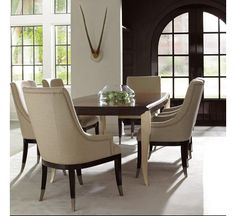 A La Carte : Classic Contemporary : Caracole Classic : CON-SIDCHA-003 | Caracole Furniture