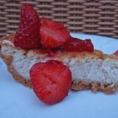 Oma's Cottage Cheesecake Allrecipes.com