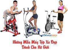 Xin giới thiệu một số mẫu xe đạp phù hợp cho chị em phụ nữ tập luyện tại nhà. Sở hữu loại xe tập thể dục này tại nhà chị em sẽ không còn lo lắng đến vấn đề bất tiện khi tập ở phòng tập hay công viên mà có thể tận dụng được thời gian để tập luyện ngay trong ngôi nhà của mình