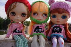 Большеголовые уродцы? Или всё-таки красавицы? / Куклы Блайз, Blythe dolls / Бэйбики. Куклы фото. Одежда для кукол