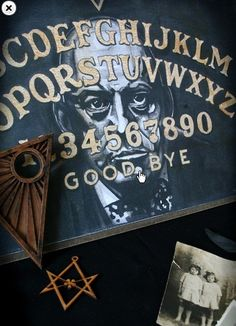 Alister Crowley Ouija