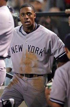 Curtis Granderson - Maybe gone soon but not forgotten