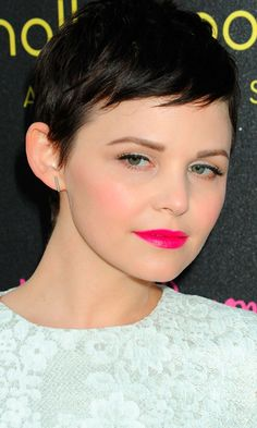Ginnifer Goodwins Short Hairstyle Rocked The Red Carpet, 2012...<3