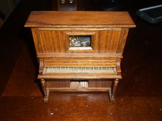 Vintage Willitt's Inc. Musical, Upright Piano Solid Oak Vin PLAYS NOCTURNE On Listia with Free Shipping! Right now only 12,000 credits. Wow! The Listia market deems every 1000 credits + $1, in my opinion, so $12 and free shipping. Where can you get a better deal, and you're not paying money, you're getting it for free. Join LIstia Now. Use this link to sign up and get extra credits with your first auction!