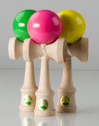 Kendamas They're in!!