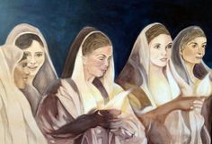 Pam Finlay at Crystal Clear Creations: THE PARABLE OF THE PREPARED