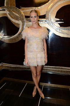 poppy delevingne in Chanel Couture