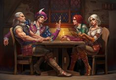 The Witcher Wild Hunt – Gameplay Story The Witcher Game, The Witcher Geralt, The Witcher Books, Witcher Art, Witcher 3 Wild Hunt, Ciri, Triss Merigold Witcher 3, Game Character, Character Design