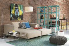 How To Decorate Your First Grown-Up Apartment #refinery29  http://www.refinery29.com/adult-apartment#slide4