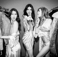 Bella, Kendall, Gigi