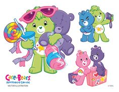 Care Bears' 2007 Redesign