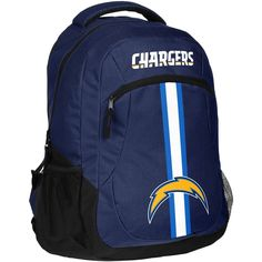 San Diego Chargers NFL Action Backpack