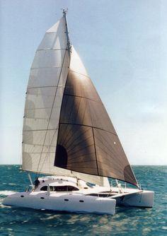Barbarella Catamaran :: projects :: dedece