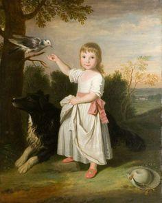 Portrait of James Abercromby of Tullibody, Esq. (1776–1858), 1779 by David Allan (Scottish 1744–1796)