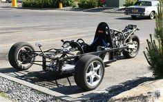 Hasil gambar untuk t rex motorcycle construcción Tricycle Bike, Trike Motorcycle, Diy Go Kart, Solar Car, Reverse Trike, Drift Trike, Sports Car Racing, Mini Bike, Car Wheels