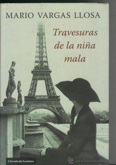 Travesuras de la niña mala- Por Mario Vargas Llosa