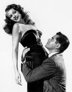 Rita Hayworth & Glen
