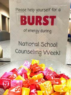 Gonzaga University School Counseling Program : National School Counseling Week
