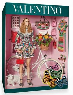 Valentino Barbie doll campaign // Photo by Giampaolo Sgura for Vogue Paris