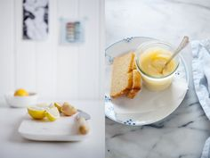 Terisa's citrus and the consequential cake and curd - Cannelle Et Vanille Easy Lemon Curd, Lemon Curd Recipe, Cupcake Recipes, Cupcake Cakes, Cupcakes, Lemon Olive Oil Cake, Citrus Cake, Sweet Coffee, Fashion Cakes