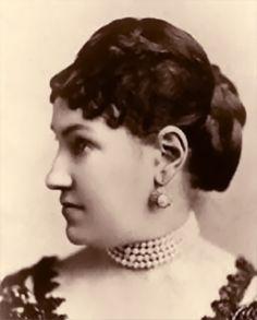 THE Mrs. Astor, Caroline Webster Schermerhorn Astor