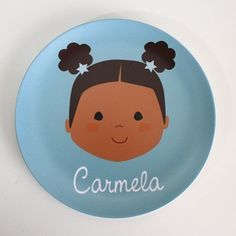 Personalized Children's Plate  - Girl or Boy