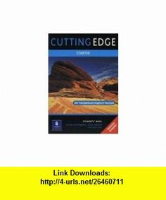 Cutting Edge Starter Germany Student Book (Cutting Edge) (9780582846692) Sarah Cunningham, Peter Moor , ISBN-10: 0582846692  , ISBN-13: 978-0582846692 ,  , tutorials , pdf , ebook , torrent , downloads , rapidshare , filesonic , hotfile , megaupload , fileserve