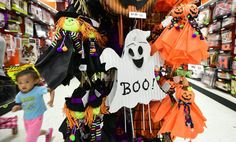 Reports are predicting that this Halloween consumer spending could go up 8.3% compared to last year. Here is an article with some more interesting statistics.