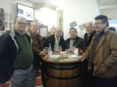 Ganadores del segundo sorteo de #marisco y vino especial para #marisco , suerte a los próximos http://www.lagambadeoro.es