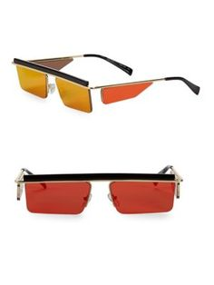 5b7847e85f88f LE SPECS LUXE The Flex Semi-Charmed Sunglasses.  lespecsluxe