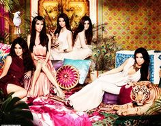 KARDASHIANS. I have a weird obsession with this family