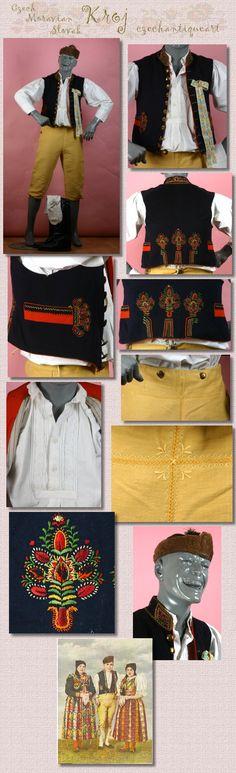 Showman - embroidery West Bohemia
