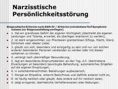 anzeichen narzisstische persönlichkeitsstörung