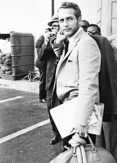 Paul Newman... Soooo handsome!