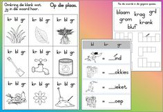 Teaching Resources for South African Teachers Kids Learning Activities, Classroom Activities, Fun Learning, Teaching Resources, Classroom Ideas, 1st Grade Math Worksheets, Phonics Worksheets, Kindergarten Lesson Plans, Preschool Learning