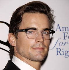 "Matt Bomer:  He's honest about who he is.  Ok, so Bomer doesn't play for our team, so to speak, but we love that he hasn't denied his sexuality---in fact, just lately, he's fully embraced it.  ""I had somebody from the military approach me a few weeks ago just saying how this helps people, affects people.  It brought me to tears."""