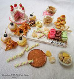 Valentina Gaia Manzo - PinkCute Sugar Miniatures♡ ♡