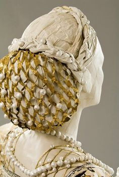 Tudor Head dress